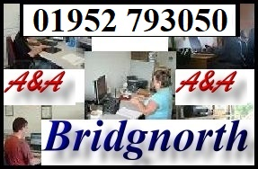Bridgnorth Shropshire Computer Software Repair