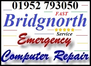 Telephone Bridgnorth Fast Low Cost Emergency Computer Repair