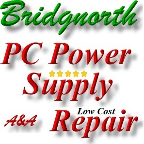 Bridgnorth PC Power Supply Repair