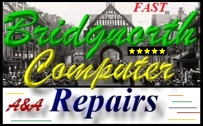 Emergency Bridgnorth Laptop Repair- Same Day PC Repair