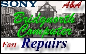 Sony Bridgnorth Laptop Repair - Sony Bridgnorth PC Repair