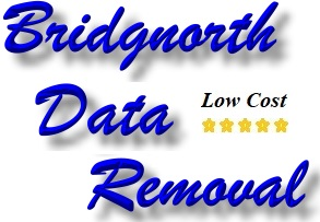 Bridgnorth Low Cost Data Removal