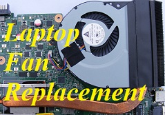 Bridgnorth Laptop Cooling Fan Repair