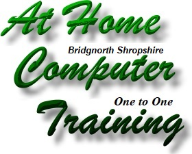 Bridgnorth Home Computer Coaching