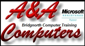 Bridgnorth Home Computer Coaching, Private Computer Lessons