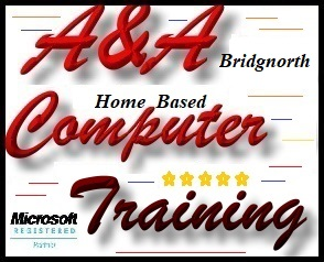 Bridgnorth Home Computer Lessons, Bridgnorth Laptop Computer Coaching
